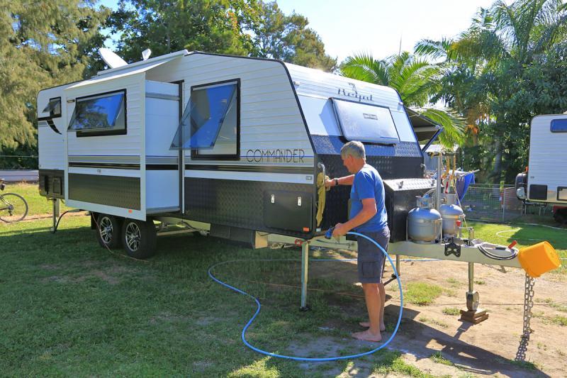 Caravan Tips