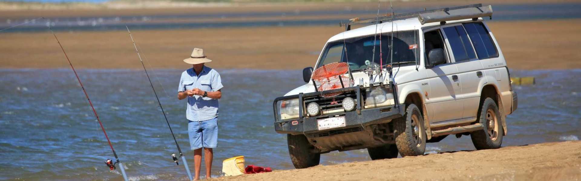 Fishing QLD