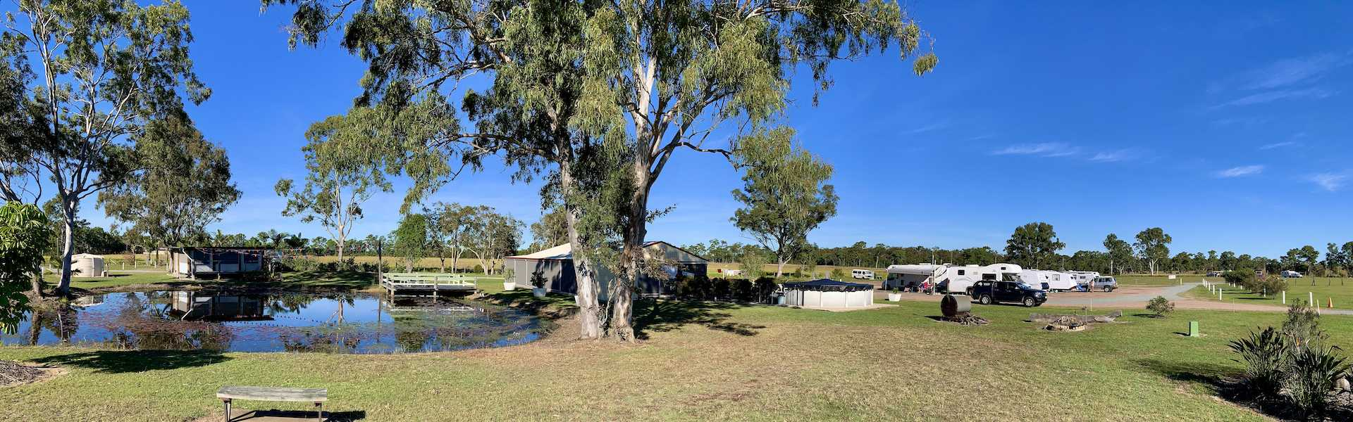 Kui Parks, Cheery Nomad RV Park & Farmstay, Maryborough QLD