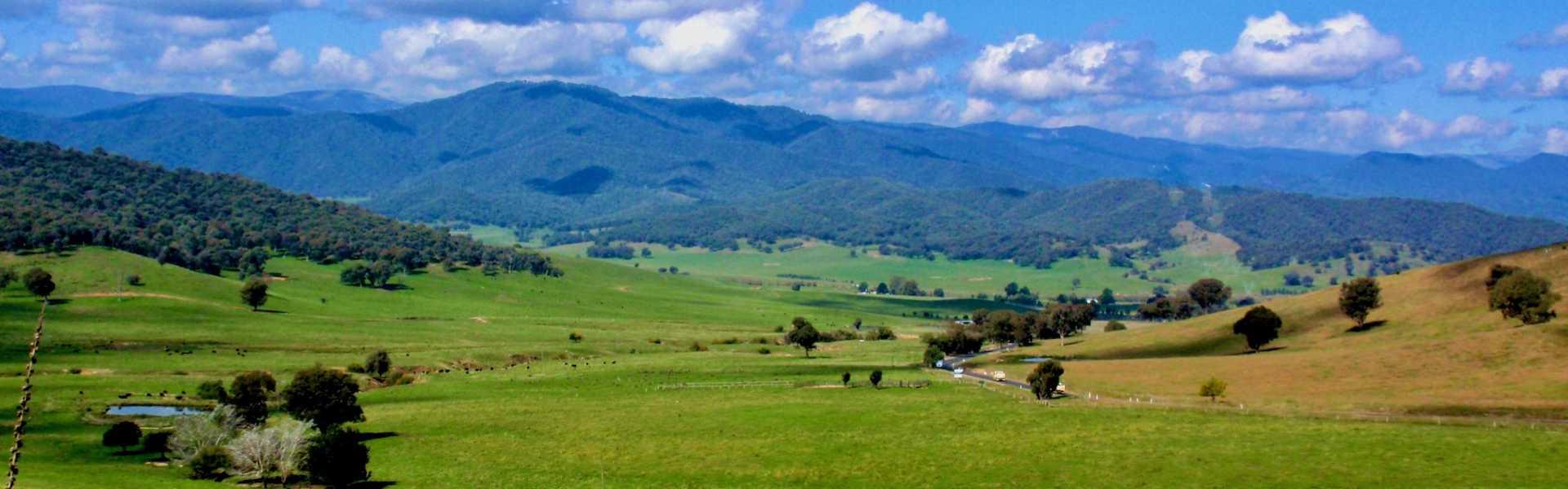 NSW Snowy Mountains