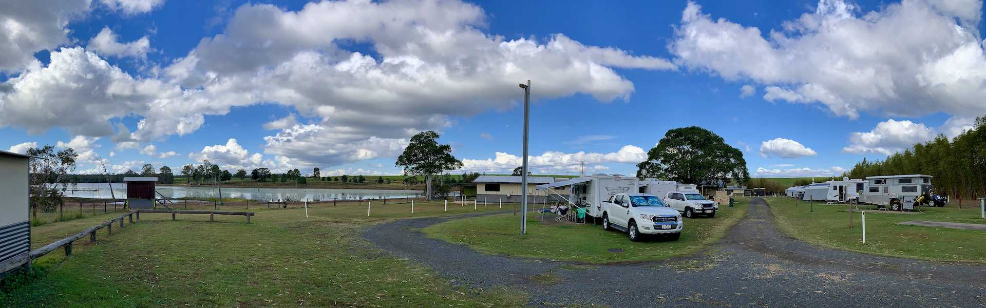 Kui Parks, Lake Redbrook Holiday Retreat, Childers QLD