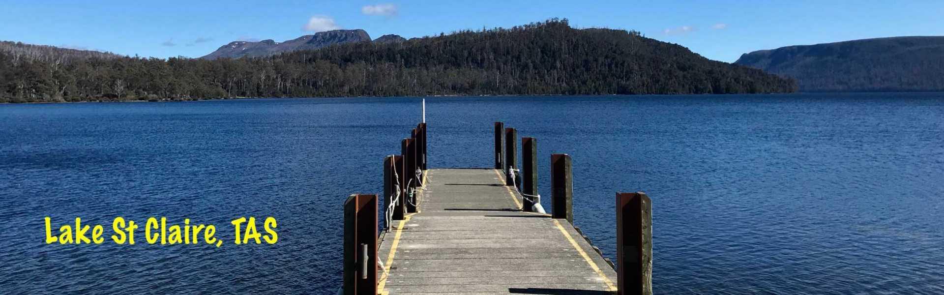 Lake St Claire, Tasmania