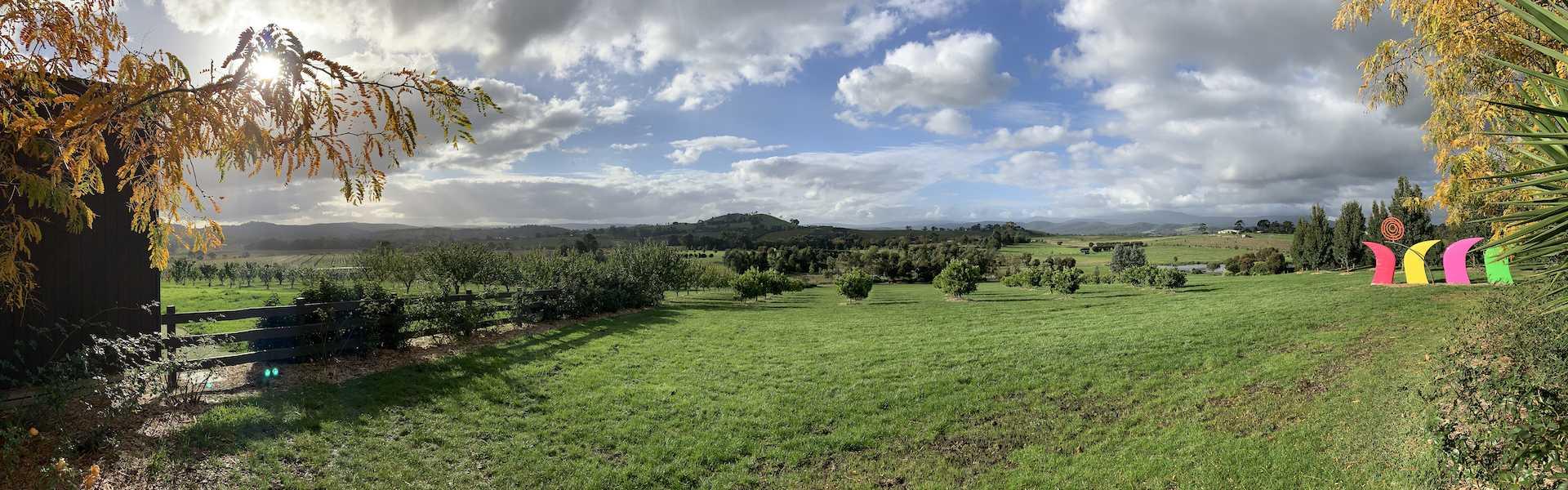 Kui Parks, Lilydale Pine Hill Caravan Park, Yarra Valley VIC