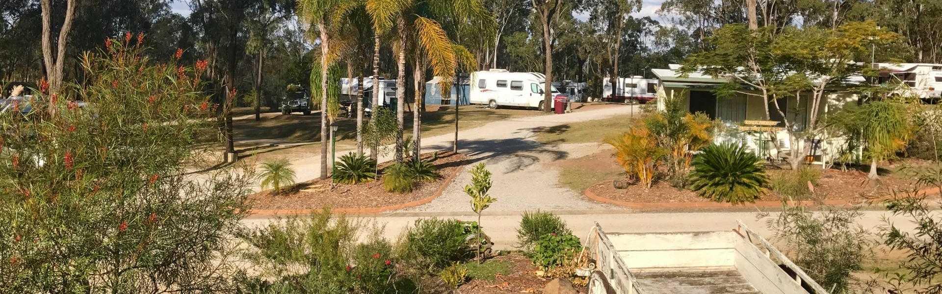 Kui Parks, Barambah Bush Caravan Park, Murgon, QLD