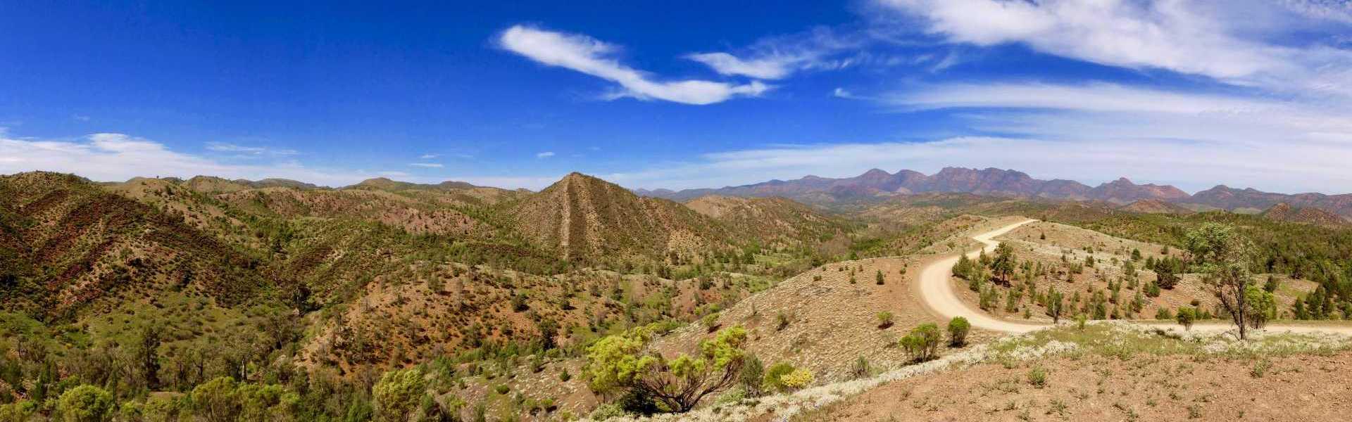 Quorn Caravan Park, Flinders Ranges