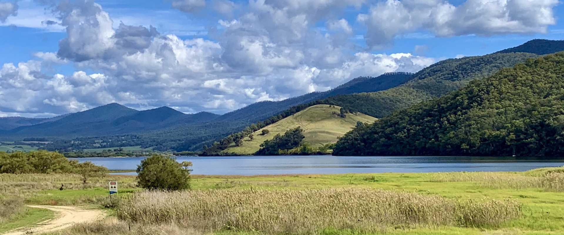 Kui Parks, Khancoban Lakeside Caravan Park, Khancoban NSW