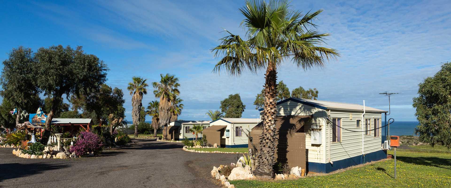 Kui Parks, Drummond Cove Holiday Park, Geraldton WA