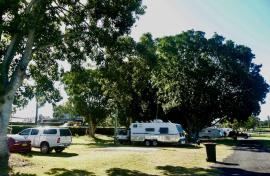 Kui Parks, Coraki Riverside Caravan Park, Park Sites