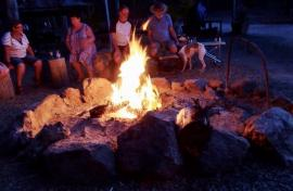 Kui Parks, Barambah Bush Caravan and Camping Park, Murgon, Happy Hour