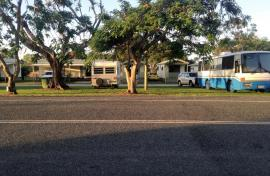 Kui Parks, Carmila Caravan Park and Cabins, Sites