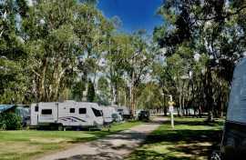 Kui Parks, Diamond Waters Caravan Park, Dunbogan, Caravan Sites