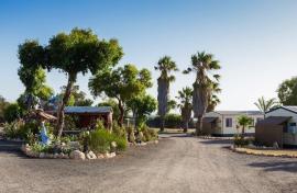 Kui Parks, Geraldton, Drummond Cove Holiday Park, Park
