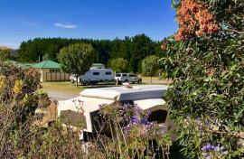 Kui Parks, Mt. Compass Caravan Park, Sites