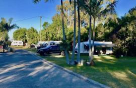 Kui Parks, Ocean View Caravan and Tourist Park, Landsborough, Sites