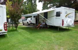 Kui Parks, Tenterfield Lodge Caravan Park, Tenterfield, Caravan Sites
