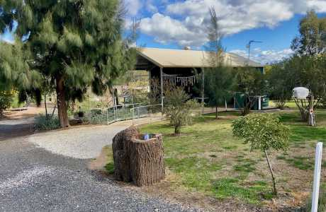 Kui Parks, Coolac Cabins & Camping, Camp Kitchen