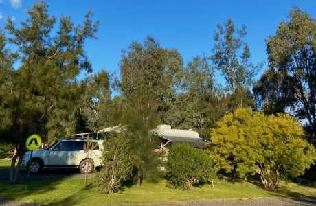 Kui Parks, Coolac Cabins & Camping, Sites