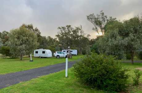 kui parks, charlton, travellers rest, caravan park, SC sites