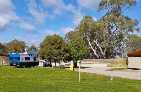 Kui Parks, Kerang Caravan & Tourist Park, Sites