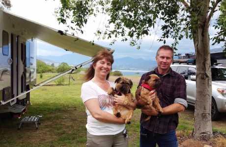 Kui Parks, Khancoban Lakeside Caravan Park, Pet Friendly