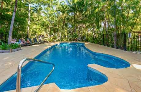 Kui Parks, Oasis Tourist Park, Pool