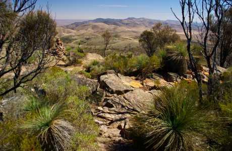 Quorn Caravan Park, Kui Parks, Flinders
