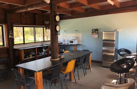 Walcha Caravan Park, Kui Parks, Walcha, Camp Kitchen